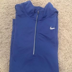 Nike Women's Dri-Fit Quarter Zip